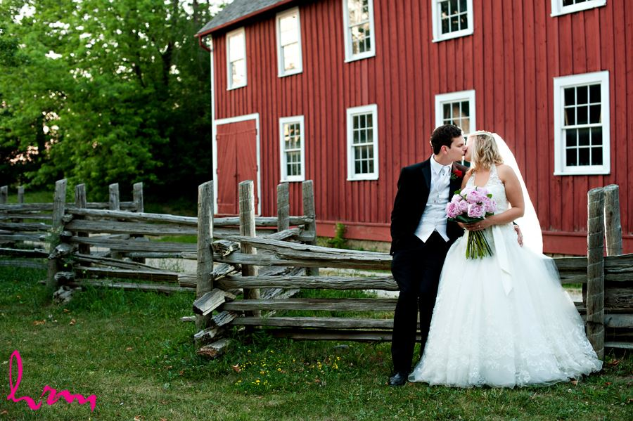 Black Creek Pioneer Village Wedding Kristina Andrew Toronto Ontario Photography