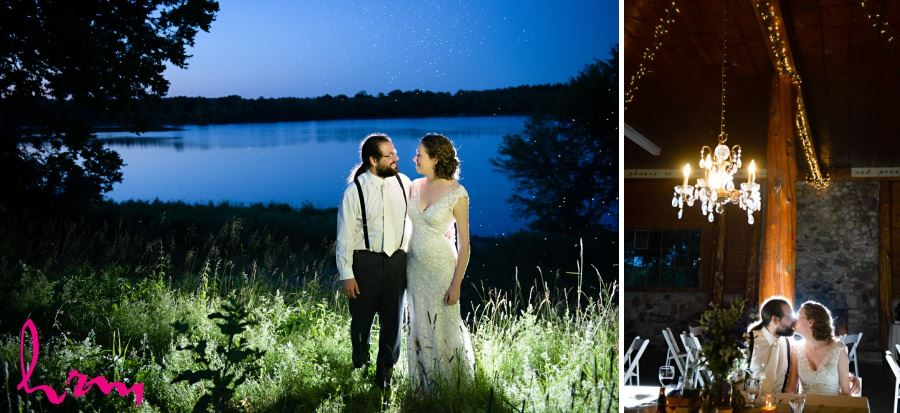 fanshawe lake london ontario wedding reception photography