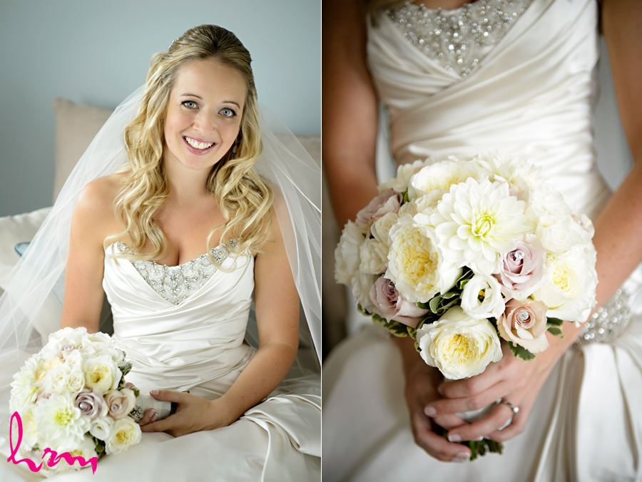 Brides bouquet London Ontario