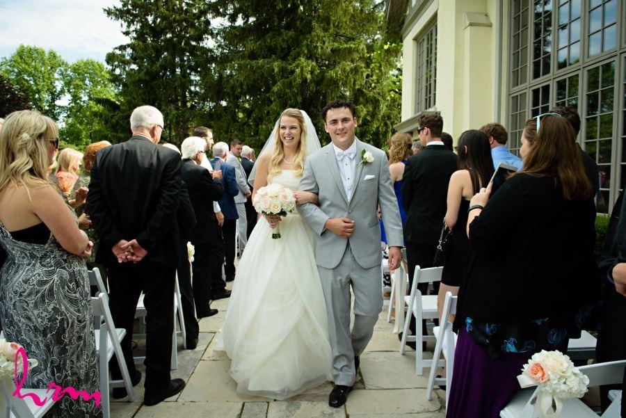 Windermere Manor London Ontario wedding ceremony venue photography