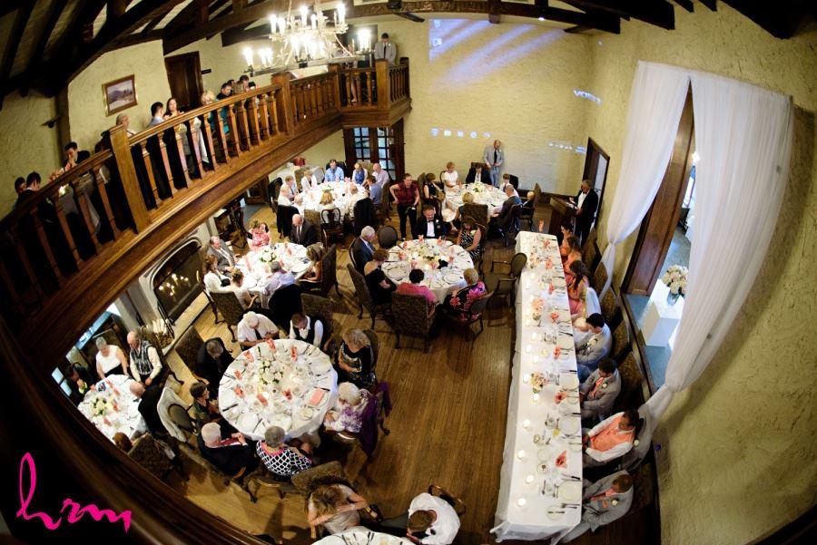 Windermere Manor London Ontario wedding reception